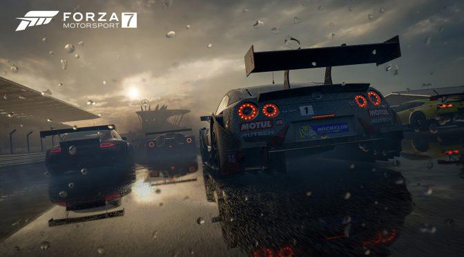 Microsft anunță data de lansare pentru Forza Motorsport 7 Demo