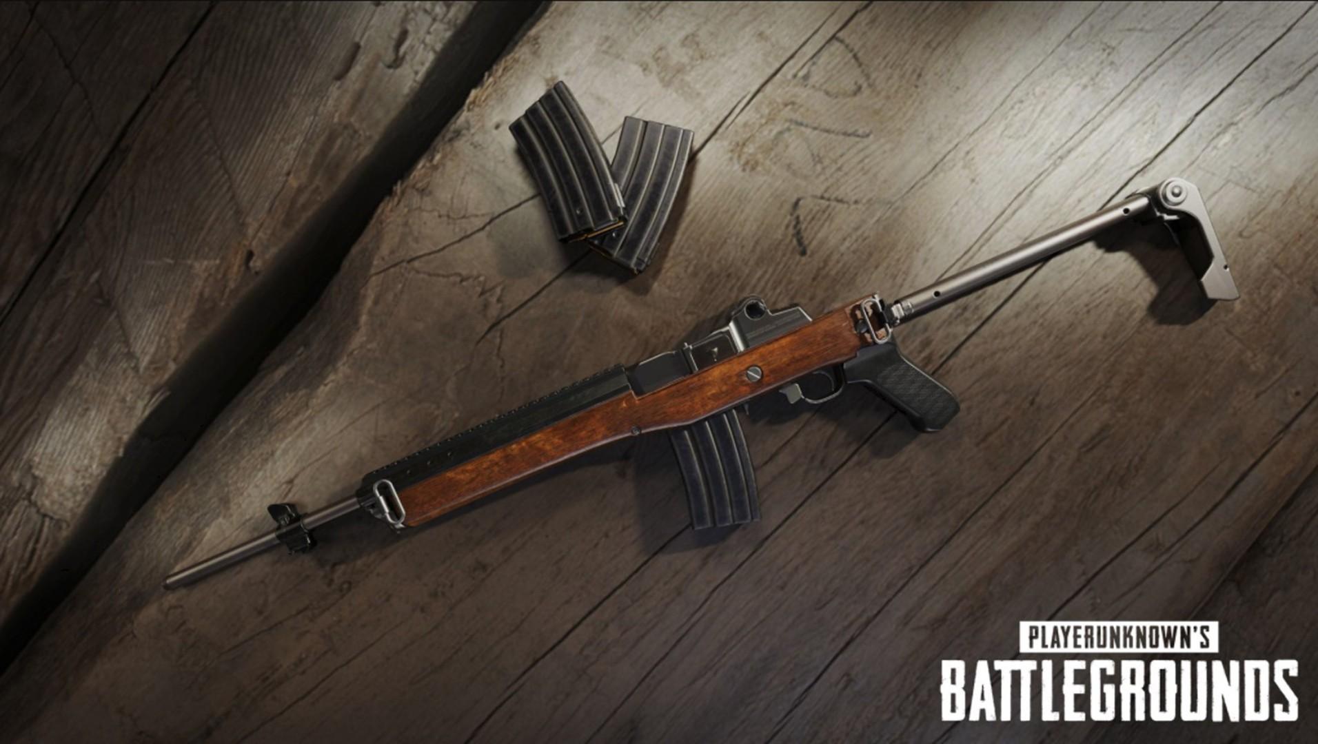 PlayerUnknown's Battlegrounds primește o nouă armă