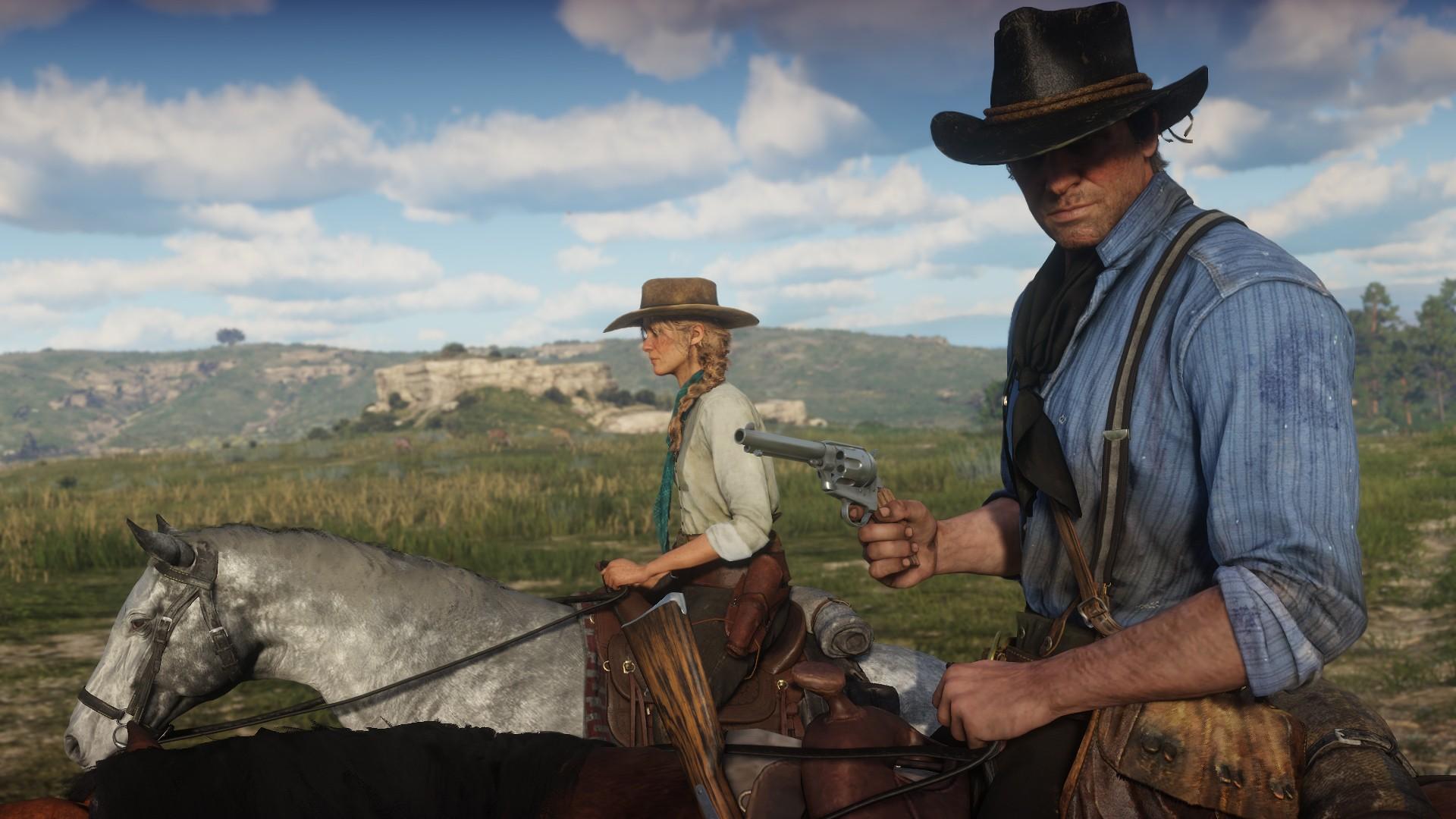 Noi informații despre Red Dead Redemption 2