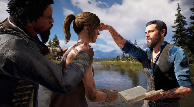 Far Cry 5: Pc gameplay si noi informatii