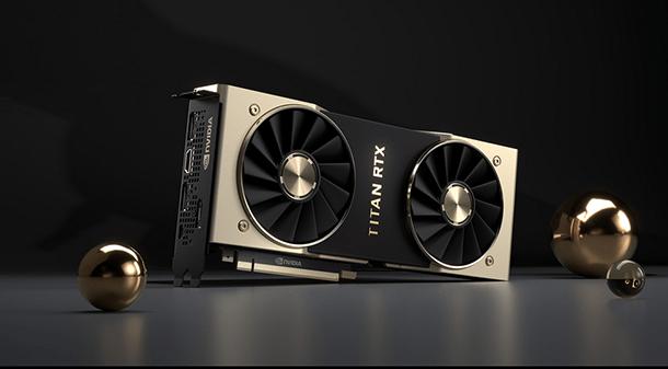 NVIDIA a anunțat oficial placa video Titan RTX
