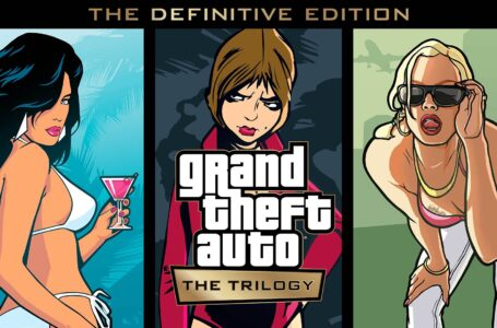 Grand Theft Auto The Trilogy: The Definitive Edition a fost anunțat oficial